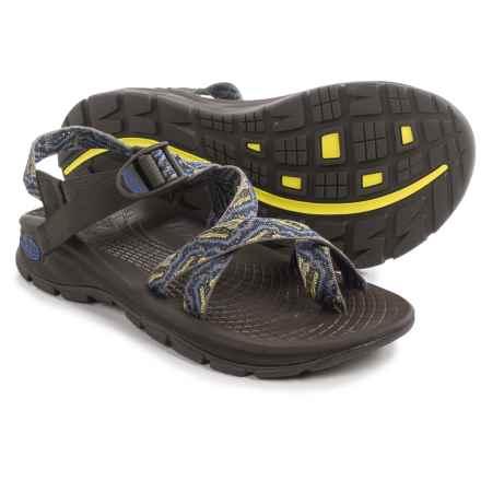 Chaco Z/Volv 2 Sport Sandals (For Men) in Mandarin Brindle - Closeouts