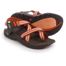 Chaco Z/Volv 2 Sport Sandals (For Women) in Blood Orange - Closeouts