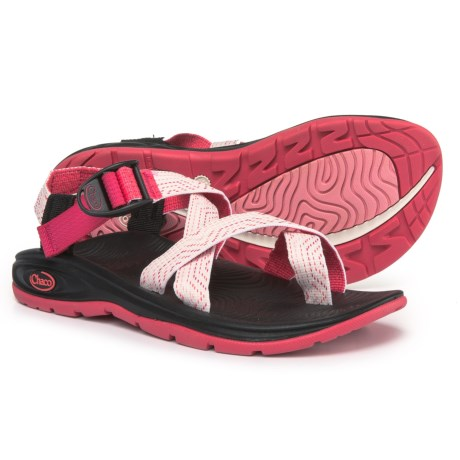 Chaco Z/Volv 2 Sport Sandals (For Women) in Led Raspberry