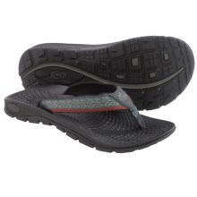 Chaco Z/Volv Flip-Flops (For Men) in Shard - Closeouts