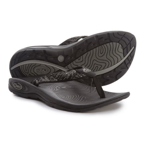 Chaco Z/Volv Flip-Flops (For Women) in Rain