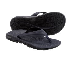 Chaco Z/Volv Flip Synth Flip-Flops (For Men) in Salute - Closeouts