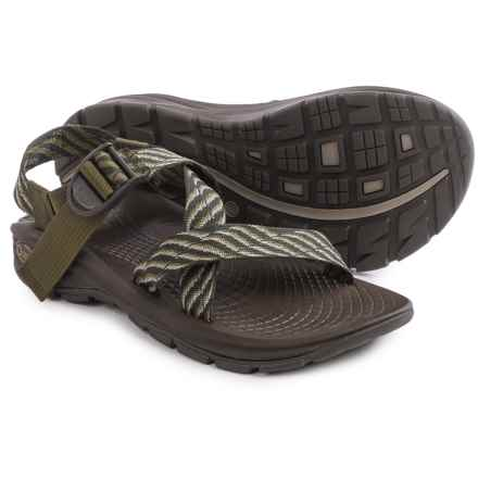 Chaco Z/Volv Sport Sandals (For Men) in Cordage Olive - Closeouts