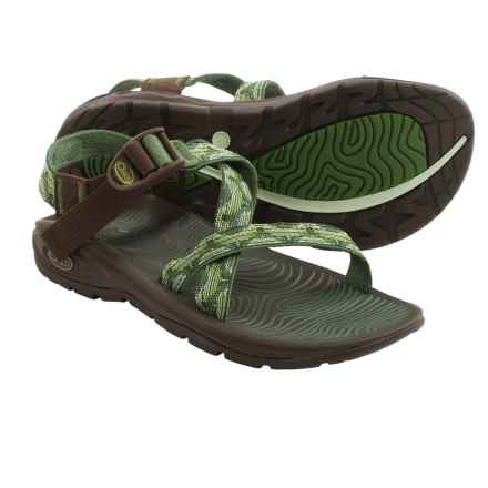 Chaco Z/Volv Sport Sandals (For Women) in Lilly Pad - Closeouts