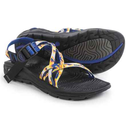 Chaco Z/Volv X Sport Sandals (For Women) in Galaxea Blue - Closeouts