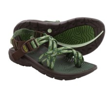 Chaco Z/Volv X2 Sport Sandals (For Women) in Lilly Pad - Closeouts