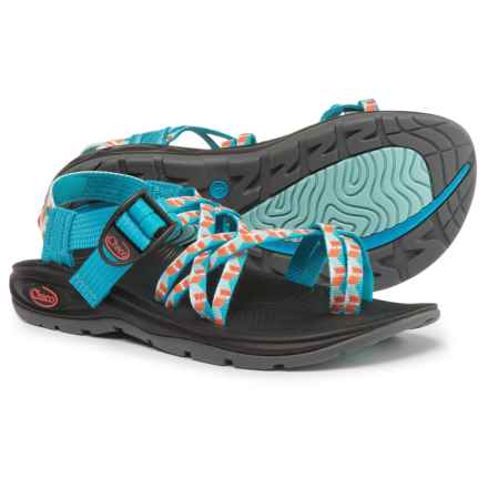 Chaco Z/Volv X2 Sport Sandals (For Women) in Prism Cyan - Closeouts