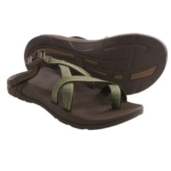 Chaco Zong EcoTread Sandals - Open Back (For Men) in Shoal
