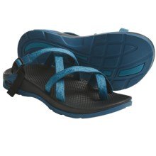 Chaco Zong Sport Sandals (For Women) in Blue Stablizer - Closeouts