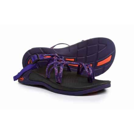 Chaco Zong X Sandals (For Women) in Vibora Blue - Closeouts