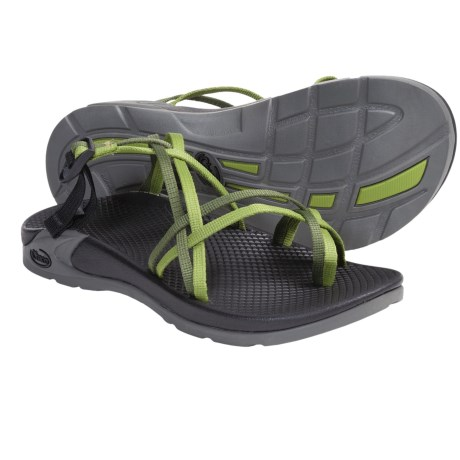 Chaco Zong X Sport Sandals (For Women) in Meadow/Chive