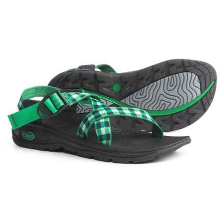 Chaco Zvolv Sport Sandals (For Women) in Picnic Green - Closeouts