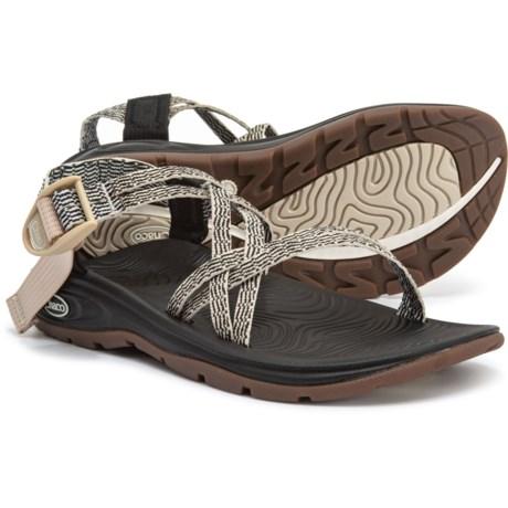 d659225979f4 Chaco Zvolv X Sport Sandals (For Women) in Black White