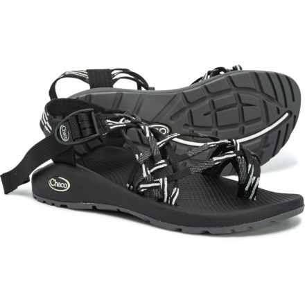 4c2f429e35bb Chaco ZX3 Classic Sandals (For Women) in Scatter Black And White