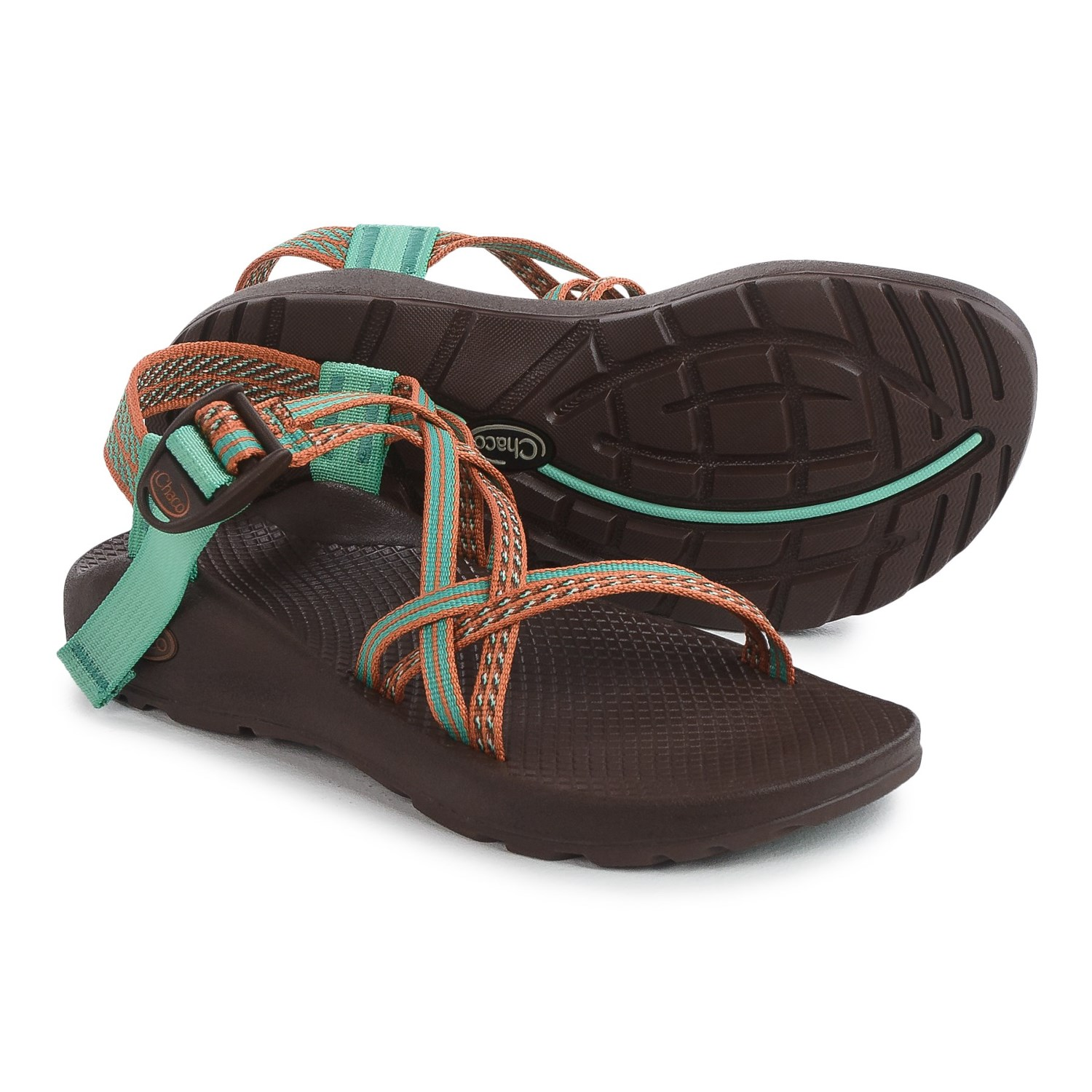 Womens sandals chaco - Chaco Zx 1 Classic Sport Sandals For Women In Adobe
