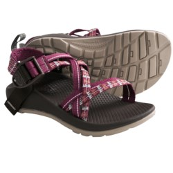 Chaco ZX/1 Sport Sandals (For Kids and Youth) in Water The Flowers