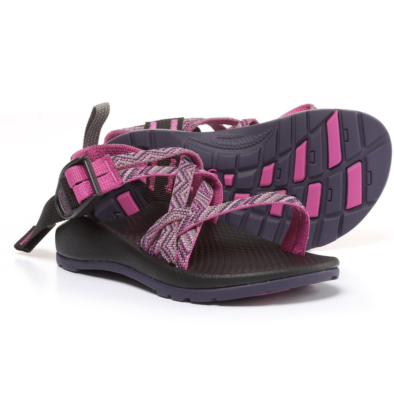 New Girls CROCS Swiftwater Play Summer Sandal Shoes SZ 8 9 10 11 12 13 1 Pink