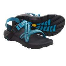 Chaco ZX/1 Unaweep Sport Sandals - Vibram® Outsole (For Women) in Layered Waves - Closeouts