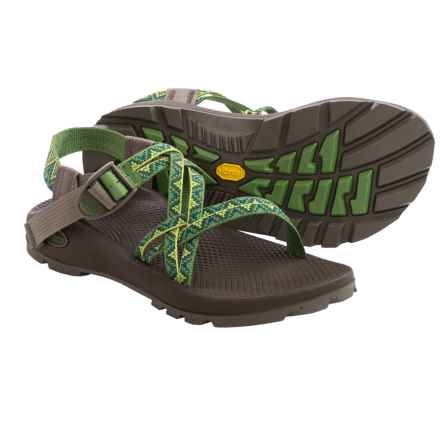Chaco ZX/1® Unaweep Sport Sandals - Vibram® Outsole (For Women) in Leaf Petals - Closeouts