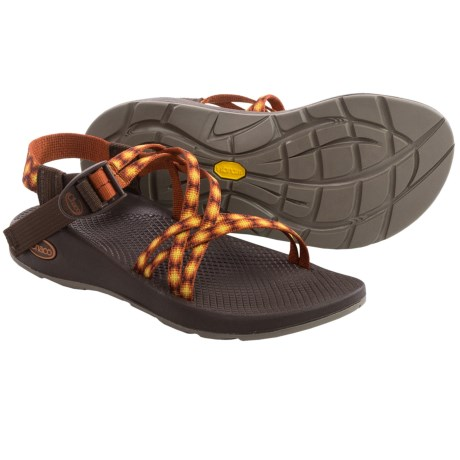 Chaco ZX/1® Yampa Sport Sandals - Vibram® Outsole (For Women) in Sunburst
