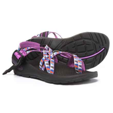 Chaco ZX/2® Classic Sport Sandals (For Women) in Camper Purple - Closeouts