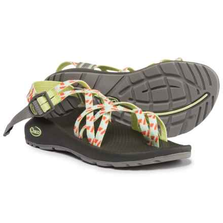 Chaco ZX/2® Classic Sport Sandals (For Women) in Prism Yellow - Closeouts