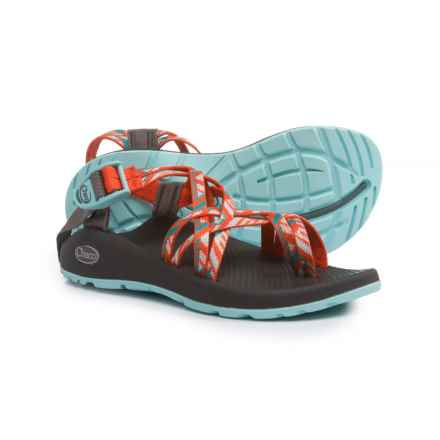 Chaco ZX/2® Classic Sport Sandals (For Women) in Tunnel Tango - Closeouts
