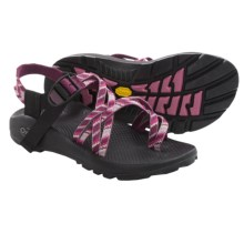 Chaco ZX/2 Unaweep Sport Sandals - Vibram® Outsole (For Women) in Clashing - Closeouts