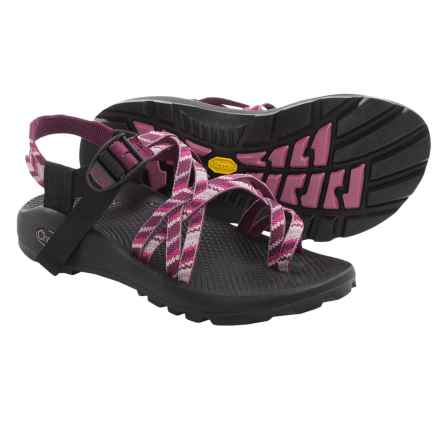 Chaco ZX/2® Unaweep Sport Sandals - Vibram® Outsole (For Women) in Clashing - Closeouts