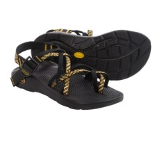 Chaco ZX/2 Yampa Campus Sport Sandals - Vibram® Outsole (For Women) in Gold/Black - Closeouts