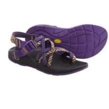 Chaco ZX/2 Yampa Campus Sport Sandals - Vibram® Outsole (For Women) in Gold/Purple - Closeouts