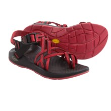 Chaco ZX/2® Yampa Spirit Sport Sandals - Vibram® Outsole (For Women) in Red/Black - Closeouts
