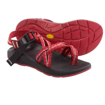 Chaco ZX/2® Yampa Spirit Sport Sandals - Vibram® Outsole (For Women) in Red/White - Closeouts