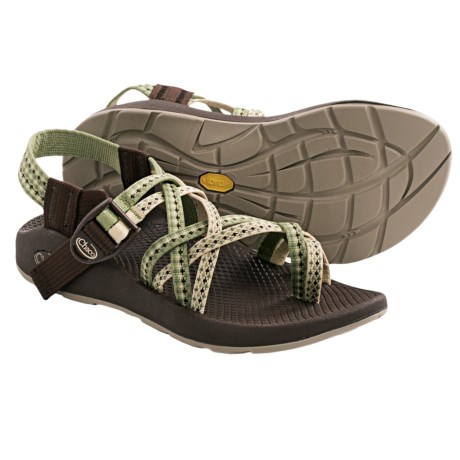 Chaco ZX/2 Yampa Sport Sandals (For Women) in Leaf Piles