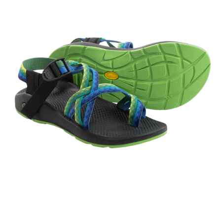 Chaco ZX/2® Yampa Sport Sandals - Vibram® Outsole (For Women) in Fresh - Closeouts