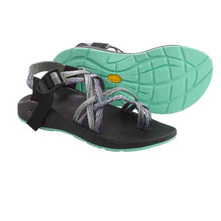 Chaco ZX/2® Yampa Sport Sandals - Vibram® Outsole (For Women) in Pixel Weave - Closeouts
