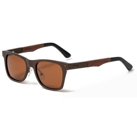 Challis Aluminum Sunglasses - Polarized