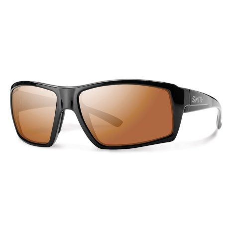 Image of Challis Mirror Sunglasses - Polarized Photochromic Glass Lenses