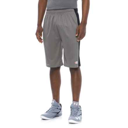 Champion Athletic Shorts (For Men) in Charcoal - Closeouts