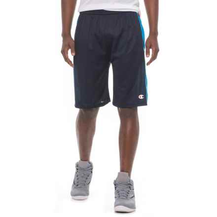 Champion Athletic Shorts (For Men) in Navy - Closeouts