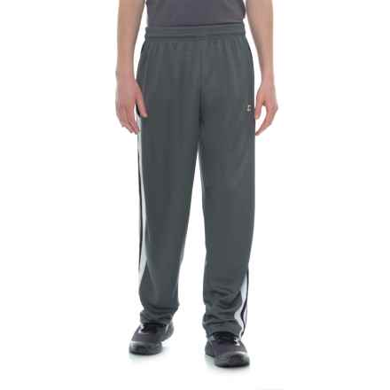 Champion Close Mesh Pants (For Men) in Charcoal - Closeouts