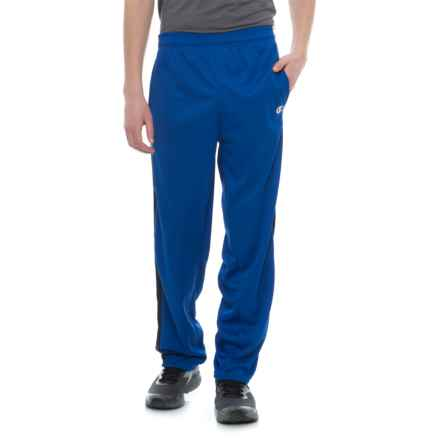 Champion Close Mesh Pants (For Men) in Royal - Closeouts