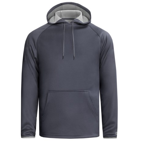 Champion Double Dry Hoodie (For Men and Women) in Grey