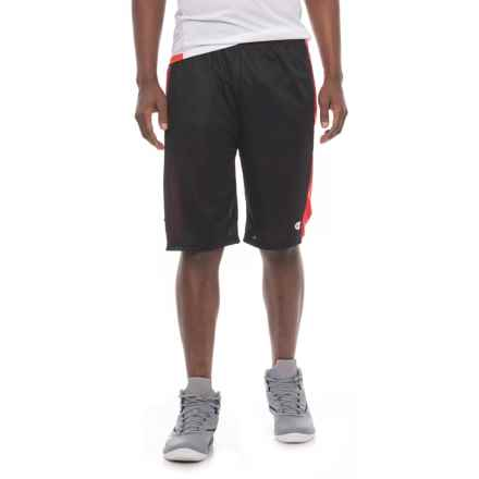 Champion Dry Athletic Shorts (For Men) in Black - Closeouts