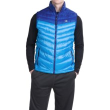 Champion Featherweight Vest - Insulated (For Men) in Blue Allure - Closeouts