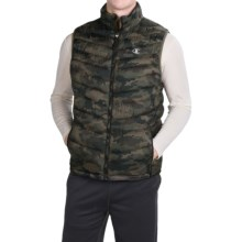 Champion Featherweight Vest - Insulated (For Men) in Camo - Closeouts