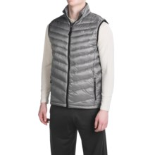 Champion Featherweight Vest - Insulated (For Men) in Granite Heather - Closeouts