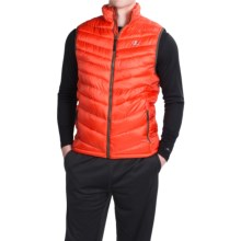Champion Featherweight Vest - Insulated (For Men) in Orange - Closeouts