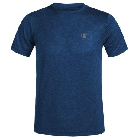 Champion Heathered High-Performance T-Shirt - Short Sleeve (For Big Boys)