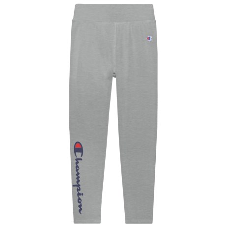 Champion Heritage Leggings (For Toddler and Little Girls) in Oxford Heather